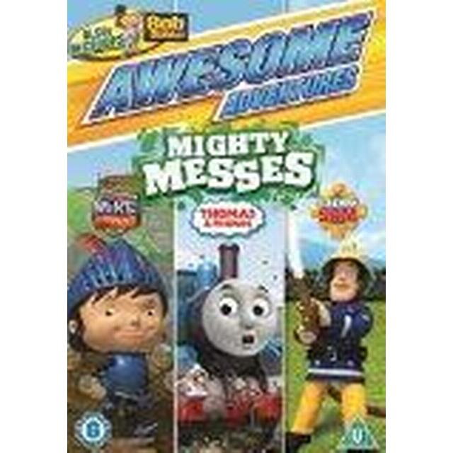 Awesome Adventures: Mighty Messes [DVD]